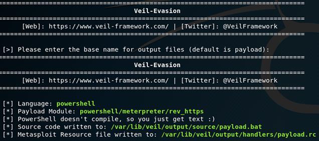 Coalfire - Executing Meterpreter on Windows 10 and Bypassing Antivirus