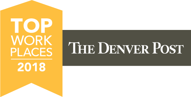 Denver Post Top Work Places 2018
