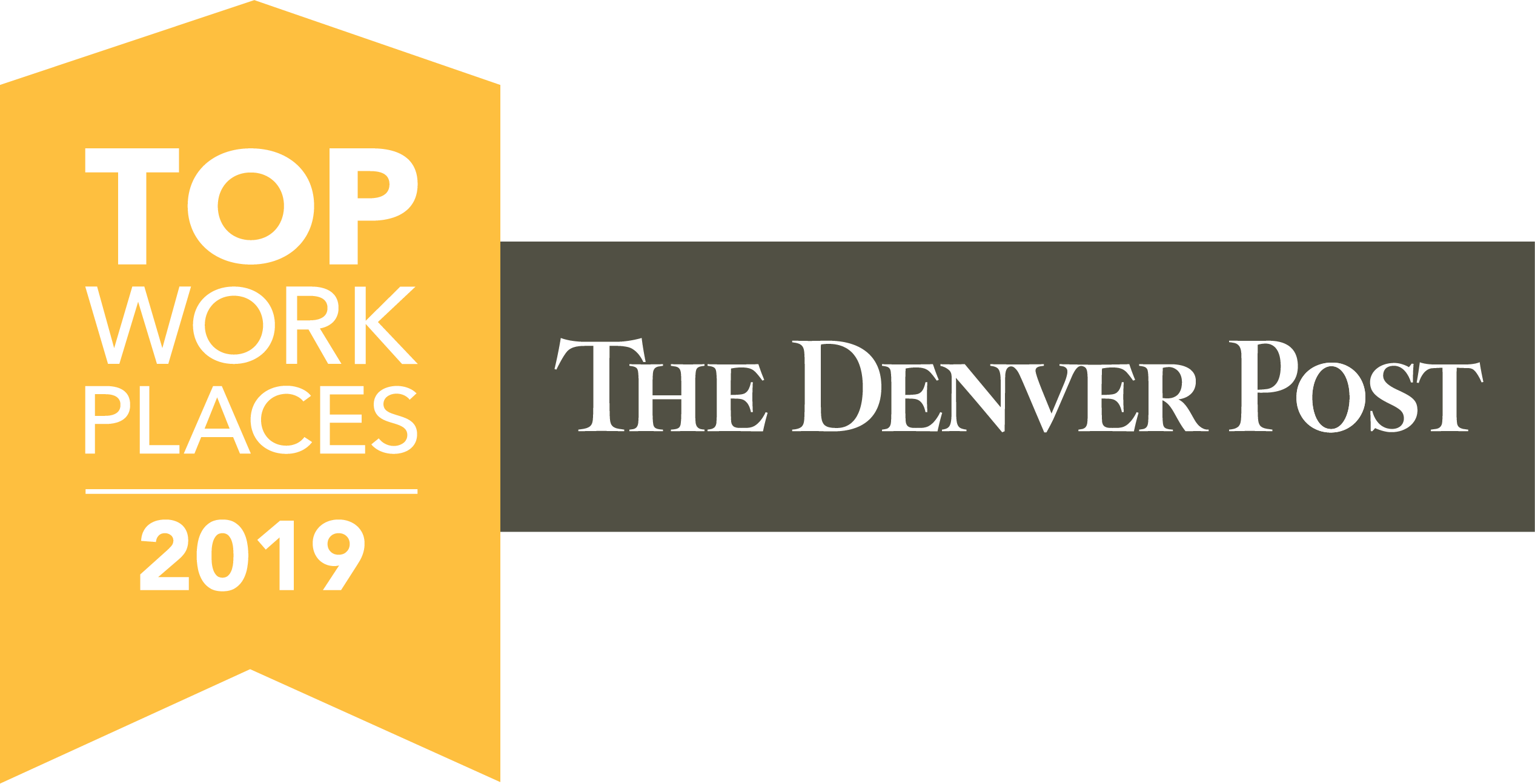 Denver Post Top Work Places 2019