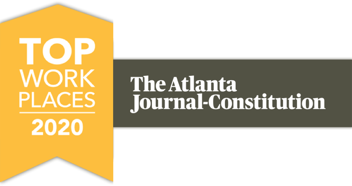 Atlanta Top Work Places 2020