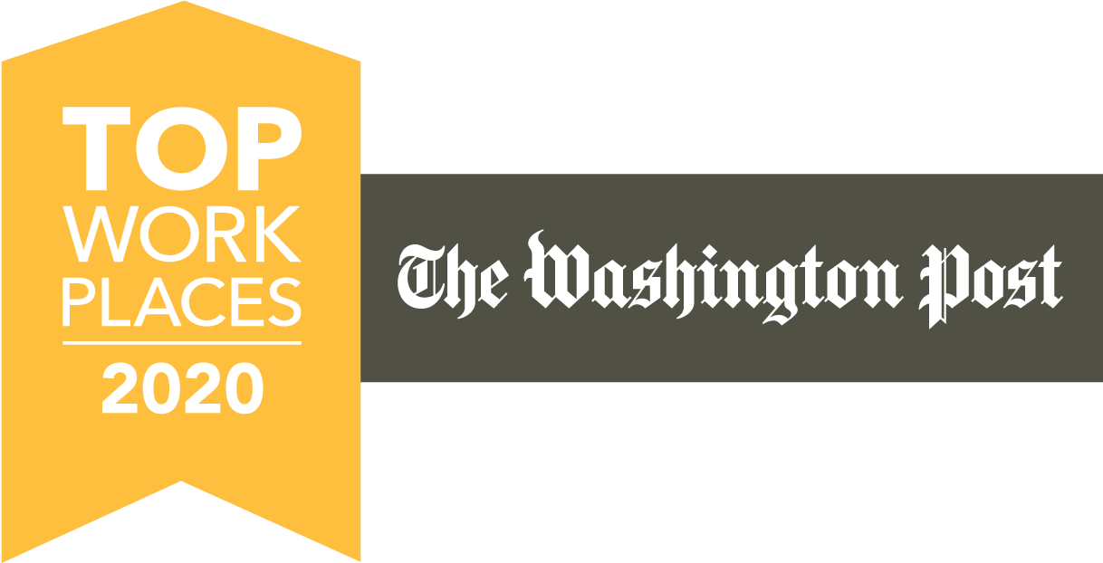 Washington Post Top Work Places 2020