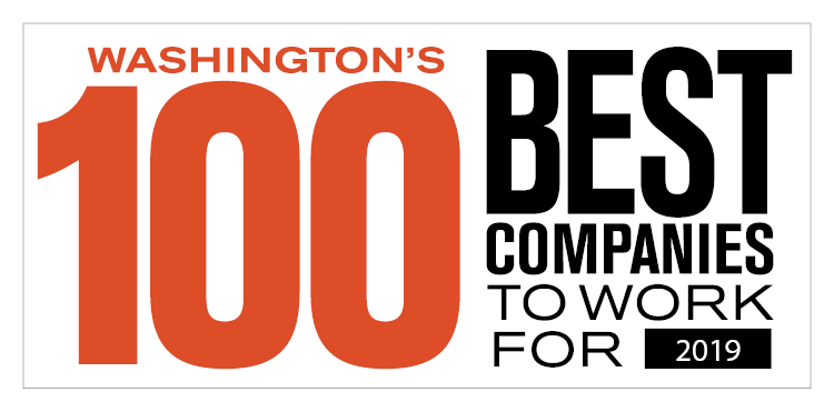 Washington 100 Best Companies 2019