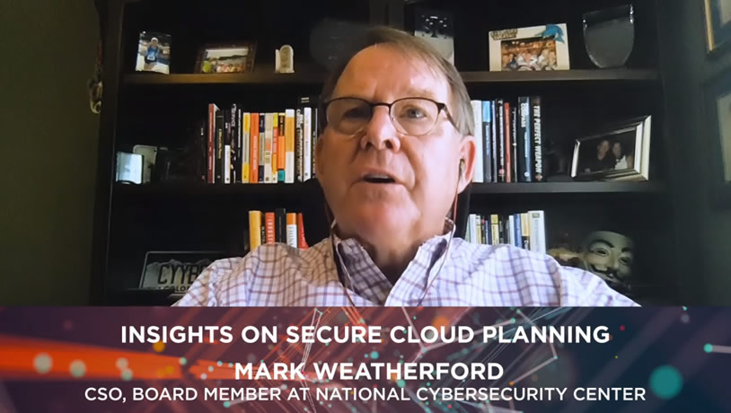 Insights on secure cloud planning