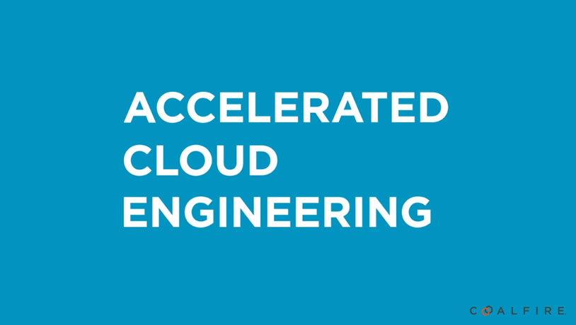 Accelerated Cloud Engineering (ACE): FedRAMP faster, easier, and at a fraction of the cost