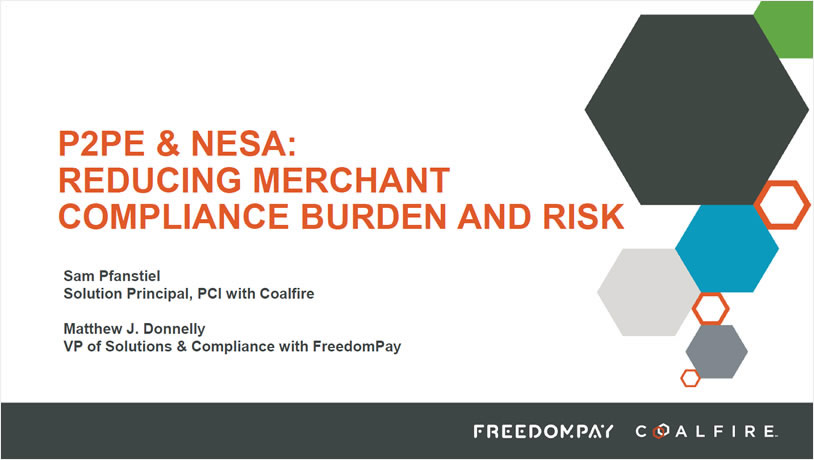 P2PE & NESA for Merchants