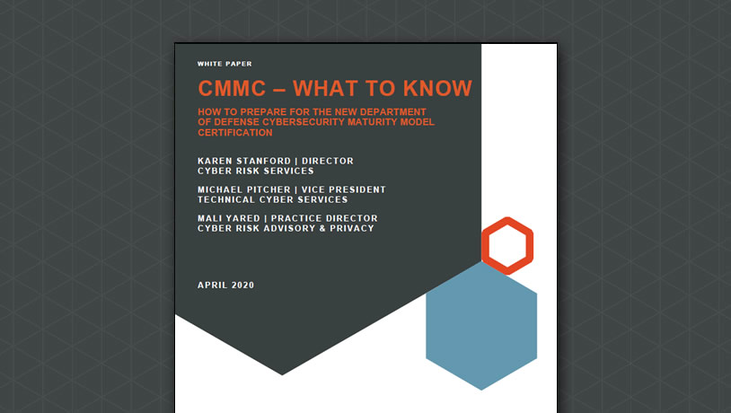 CMMC - What to know