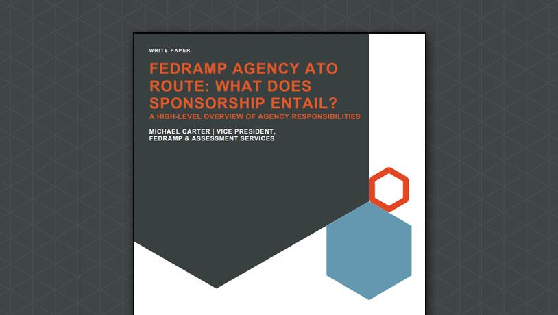FedRAMP Agency ATO Route: What Does Sponsorship Entail?