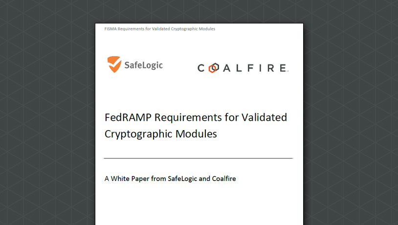 FedRAMP Requirements for Validated Cryptographic Modules