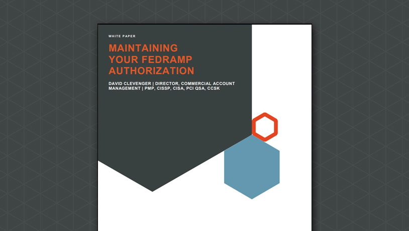 Maintaining Your FedRAMP Authorization