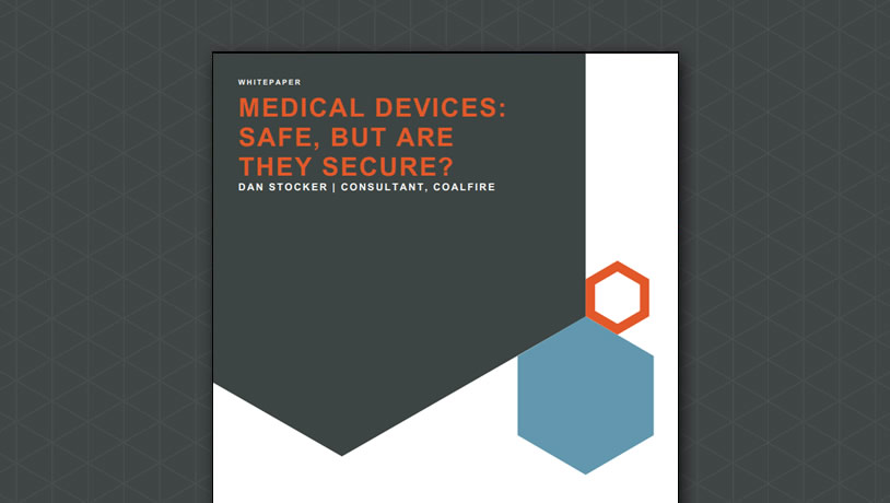 Medical Device: Safe, But are they Secure