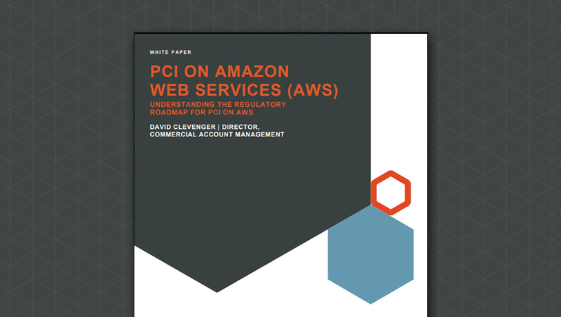 PCI on Amazon Web Services (AWS)