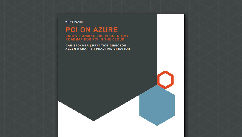 PCI on Microsoft Azure
