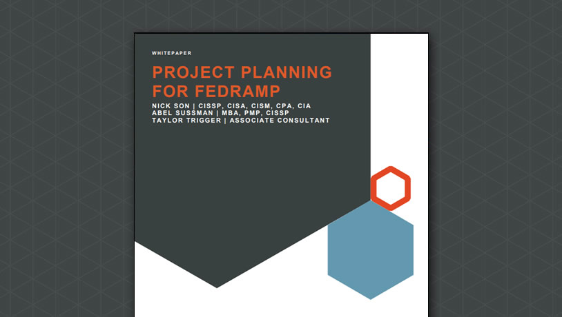 Project Planning for FedRAMP