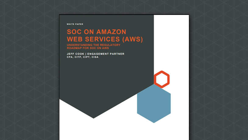 SOC on Amazon Web Services (AWS)