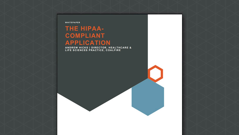 The HIPAA-Compliant Application