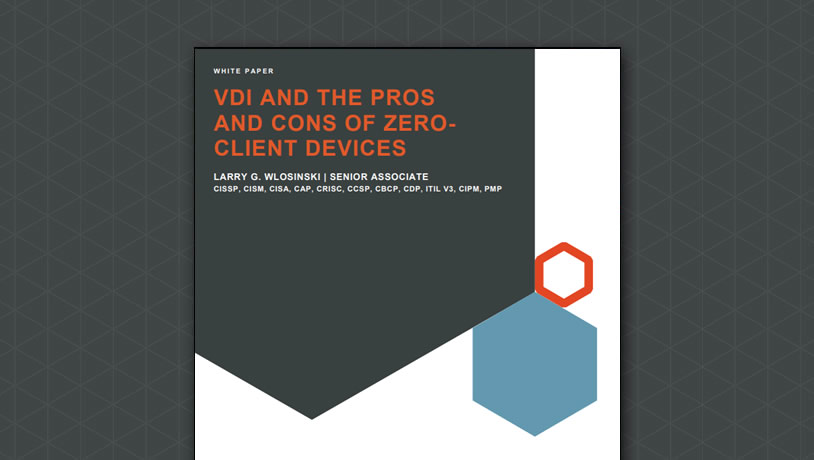 VDI and the Pros and Cons of Zero-Client Devices