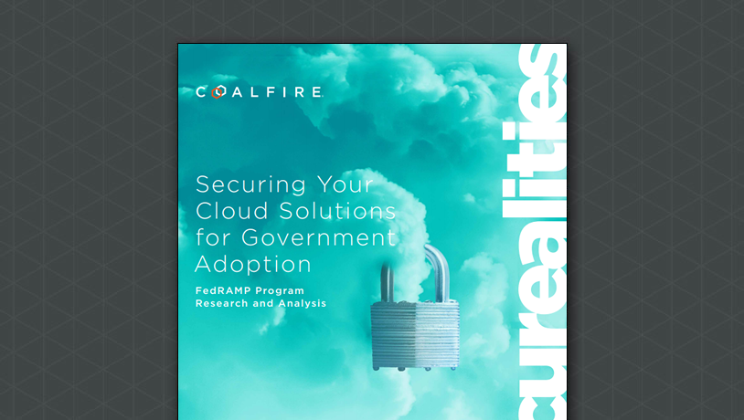 Securing Your Cloud Solutions for Government Adoption